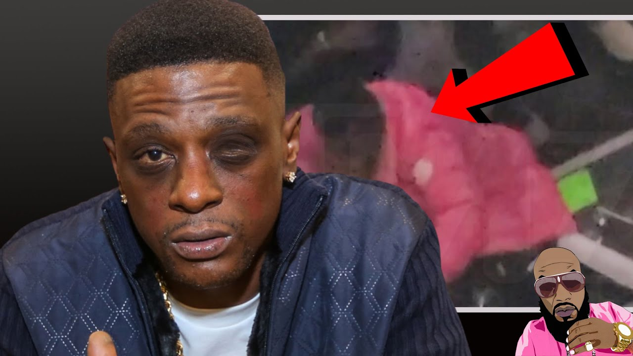 G00NS Get At Boosie On Stage, Fizz Gives Omarion Fake Apology!