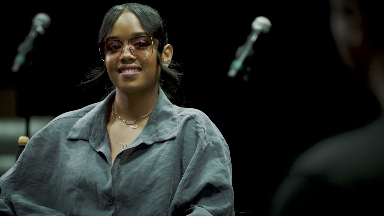 H.E.R.'s First Time Collaborating with an Orchestra