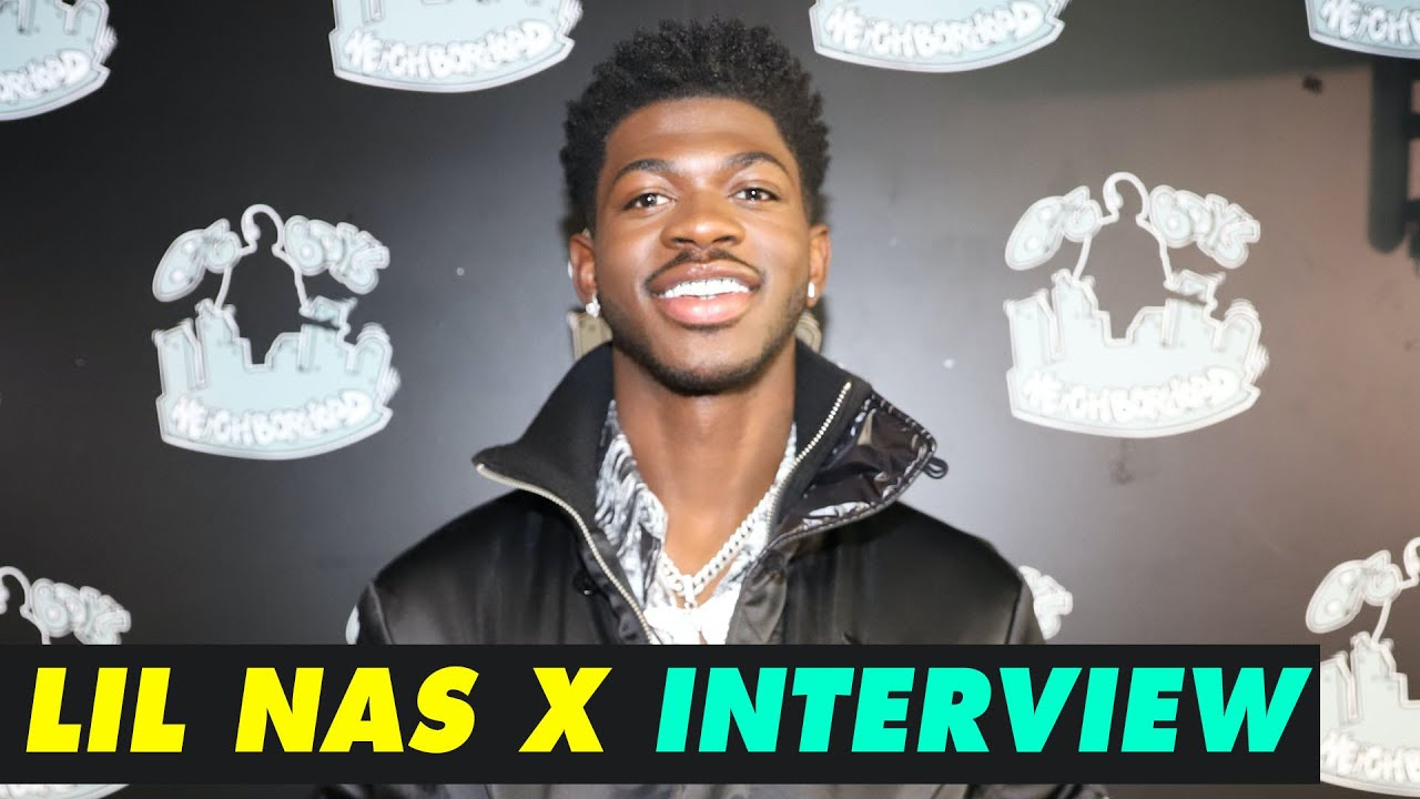 LIL NAS X Talks New Album, Working With Jack Harlow and How Life has Changed.