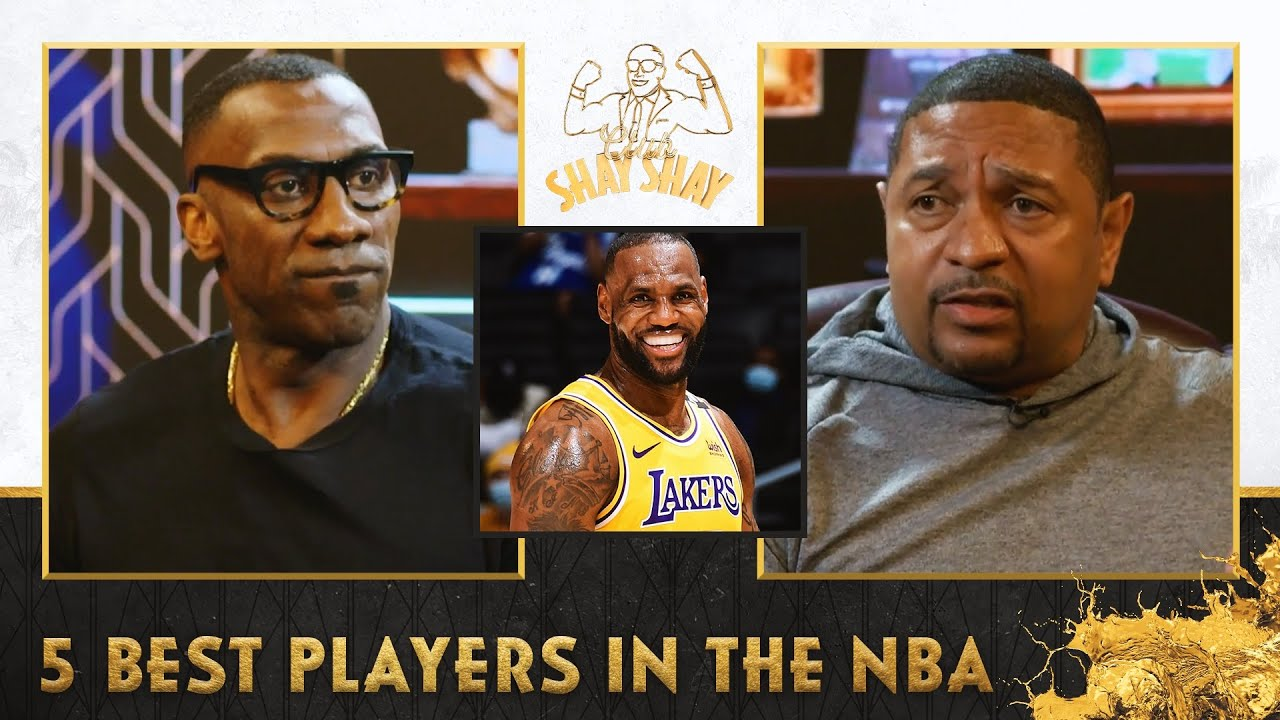 Mark Jackson lists the 5 best players currently in the NBA   EP. 38   CLUB SHAY SHAY S2