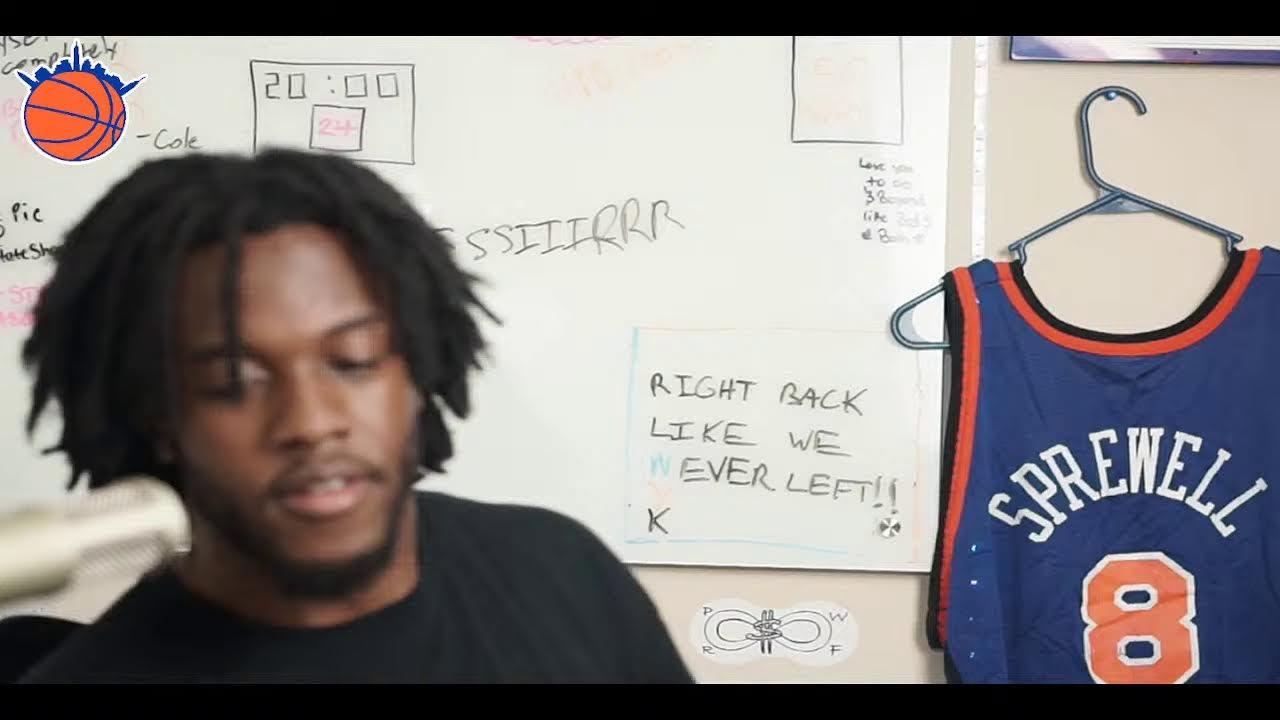 Postgame ( Preseason) PROSPERITY with @iHateShaun (Knicks smack Pacers 125-104)