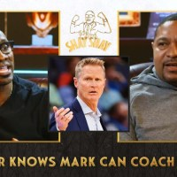 """""""Steve Kerr is the ONE person that knows whether I can coach or not"""" — Mark Jackson"""