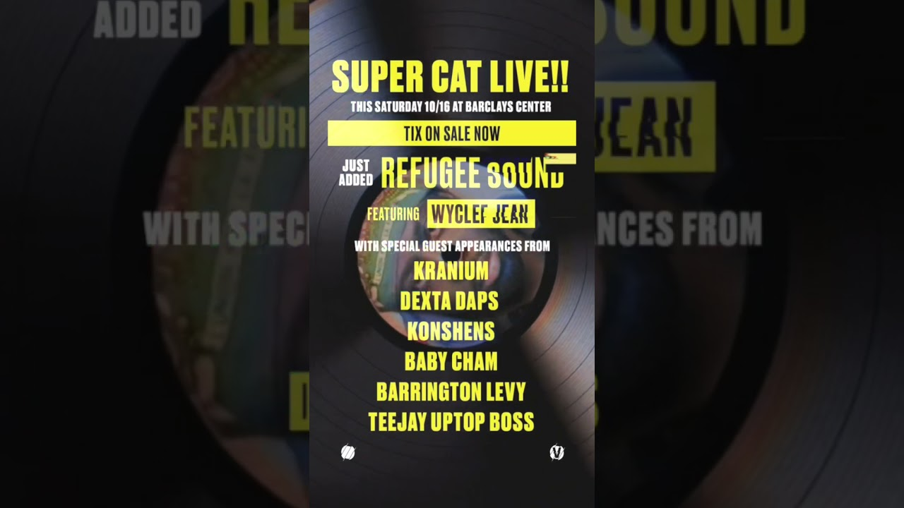 Super Cat Live!