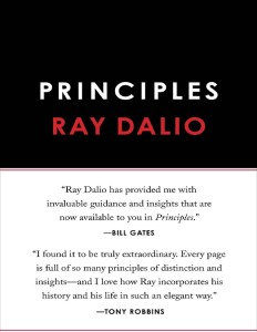 Principles: Life and Work by Ray Dali
