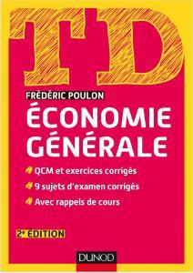 TD Economie générale – 2e édition
