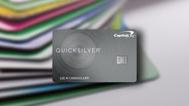 Capital One Quicksilver One reviews