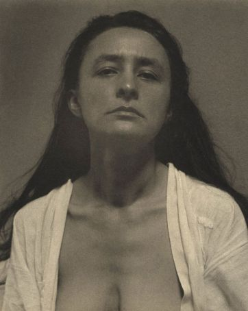 O'Keeffee by Alfred Stieglitz