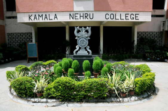 delhi university Kamla Nehru College Cutt Off