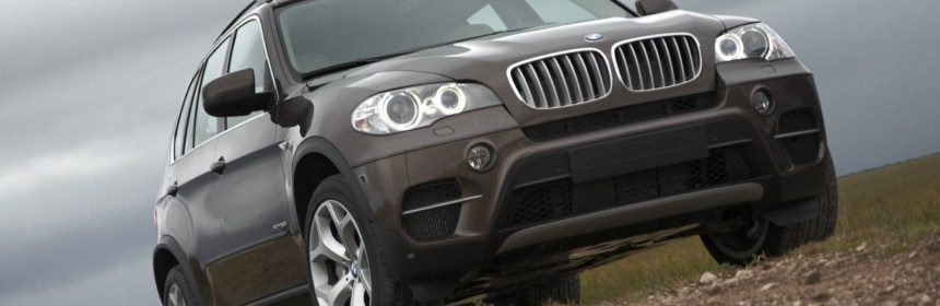 BMW X5 E70 CiC Navigation Maps DVD
