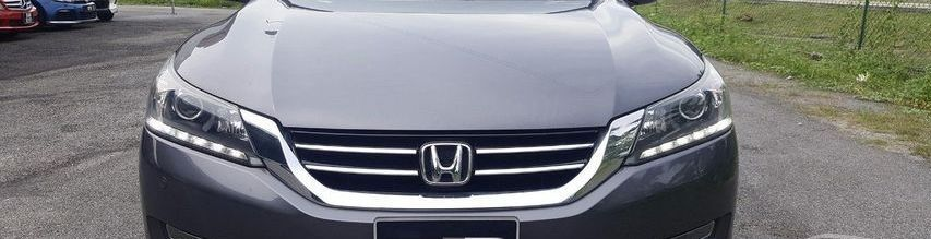 Honda Accord Navigation Maps DVD