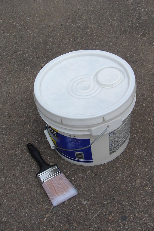 baseboard heater cover paint