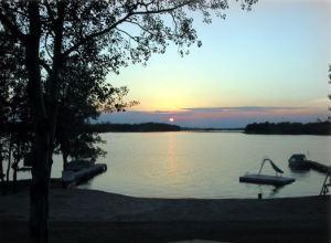 Rainville Cedar Cottages on Lake Nipissing