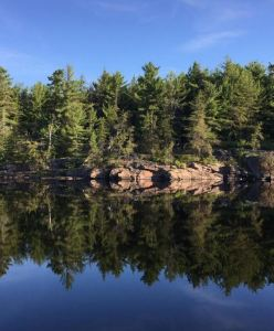 Owls Nest Lodge on Trout Lake