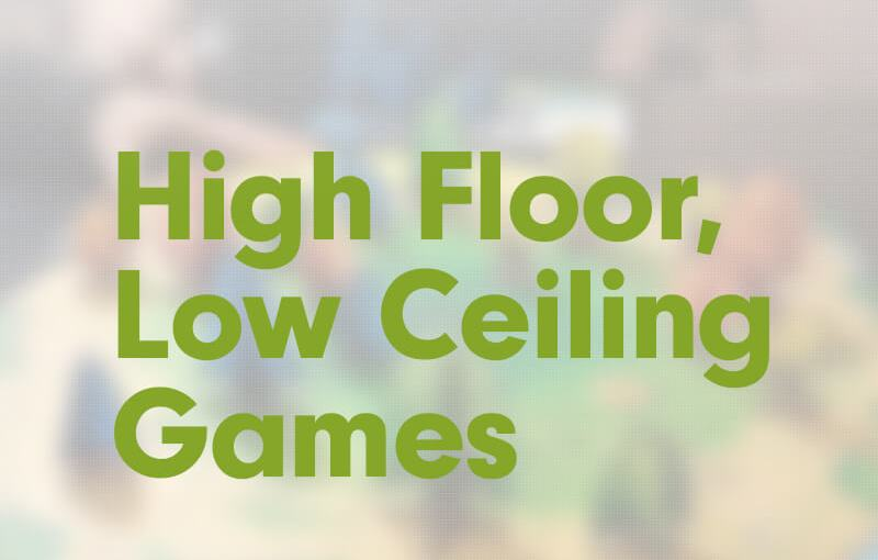 #5: Pick5: High Floor, Low Ceiling Games