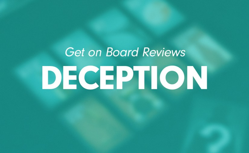 Deception:  It's Murder to Play