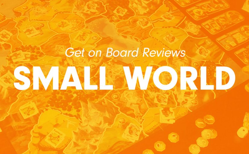 Small World: Brilliant? Bland? I'm conflicted