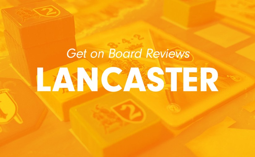 Lancaster: The Brains and the Brawn