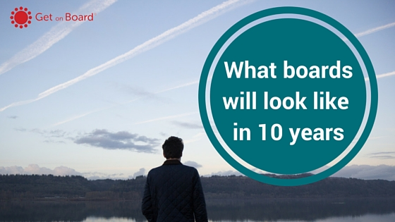 Predictions for the future of boards and boardrooms