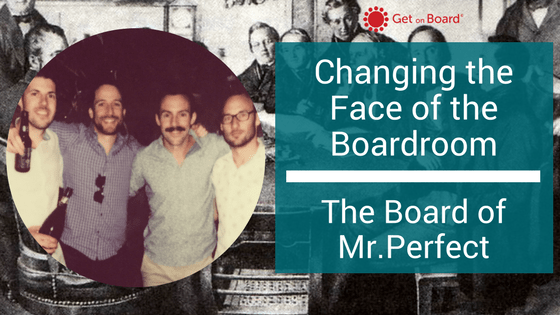 Mr.Perfect are changing the face of the boardroom