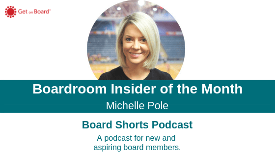 Boardroom Insider of the Month
