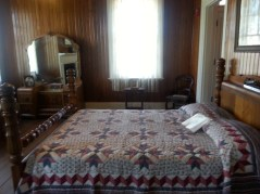 Tybee Island Light Keeper's Bedroom