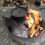 Campfire Dutch Oven Beef Beer Stew Get Out Camping Hiking