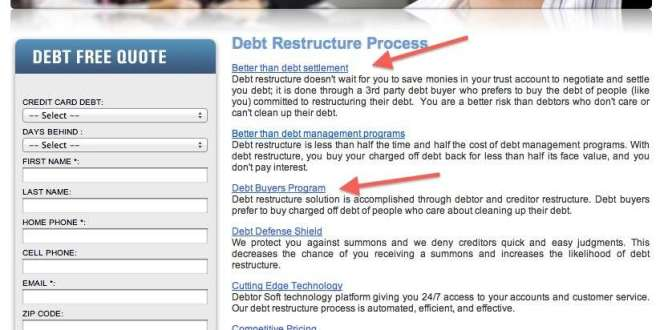 Debt Group Scam 6