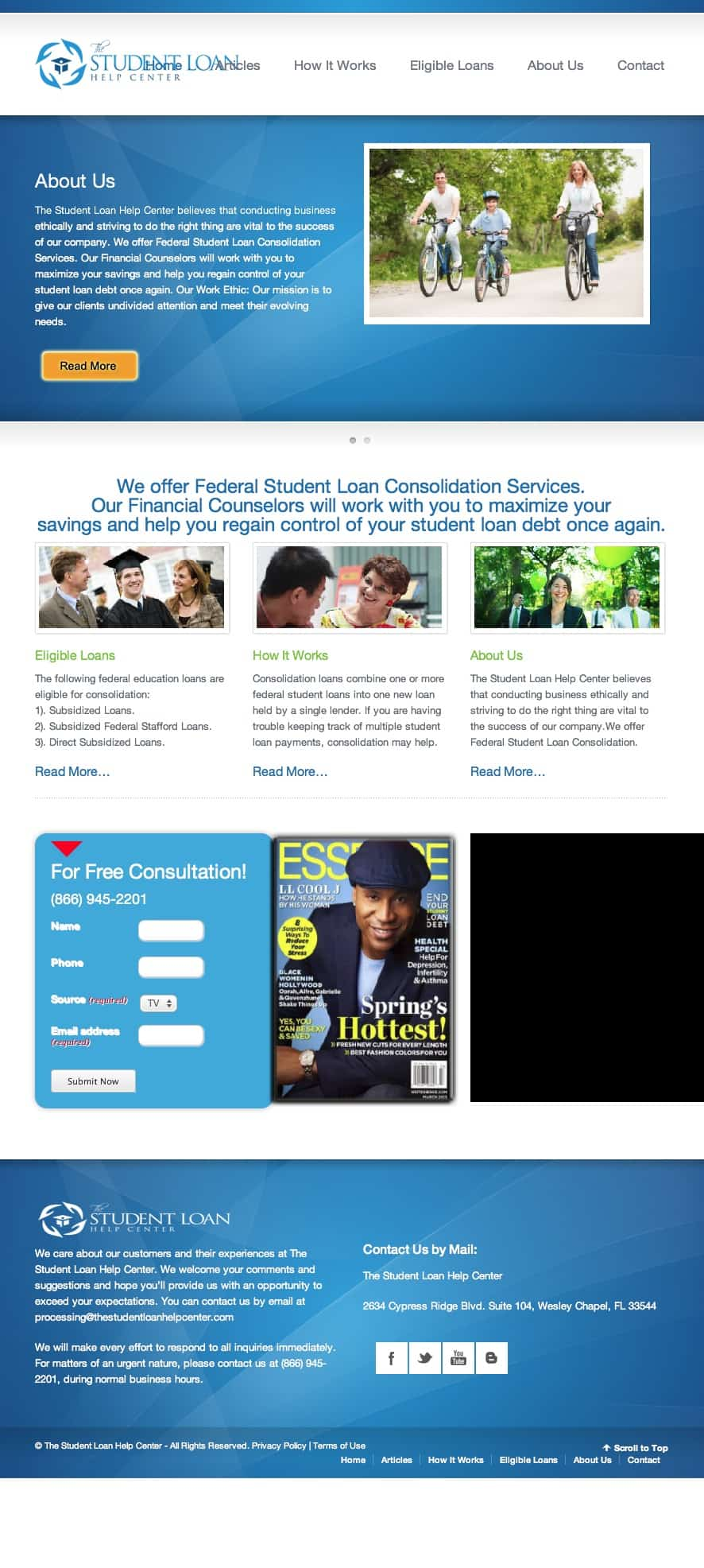 student loan help center review Our mission it's simple we help americans with their student loans our goal is to be the number 1 federal student loan educational resource(.