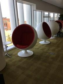 eggchairs