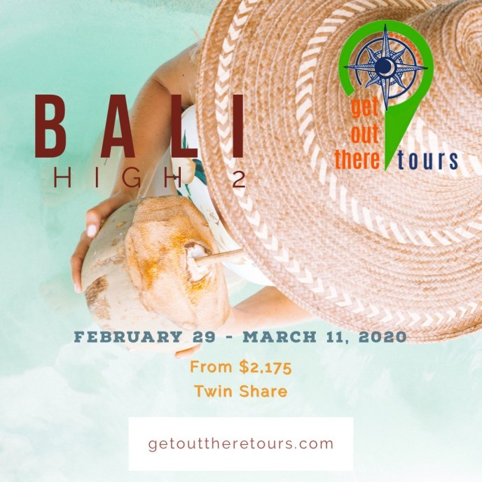 Get Out There Tours Bali High 2