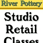 Sign design for Kissimmee River Pottery