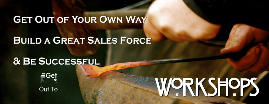 Get Out Of Your Own Way workshop image