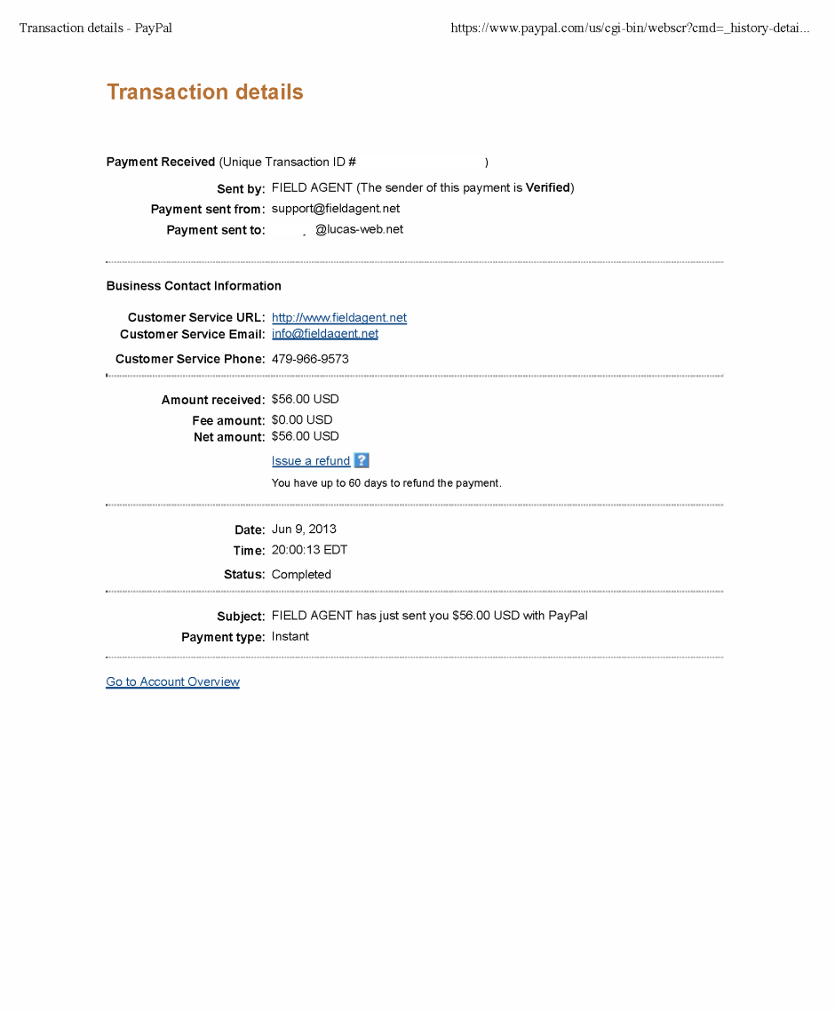 06-09-13 payment proof