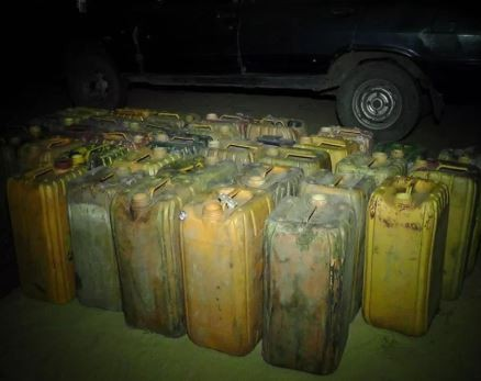NSCDC intercepts 45,000 litres of illegally refined fuel in Edo State
