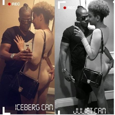 It gets messier: Juliet Ibrahim describes her ex-boo, Iceberg Slim as a 'narcissistic person'