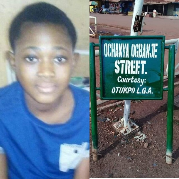 Local Government in Benue name street after deceased rape victim
