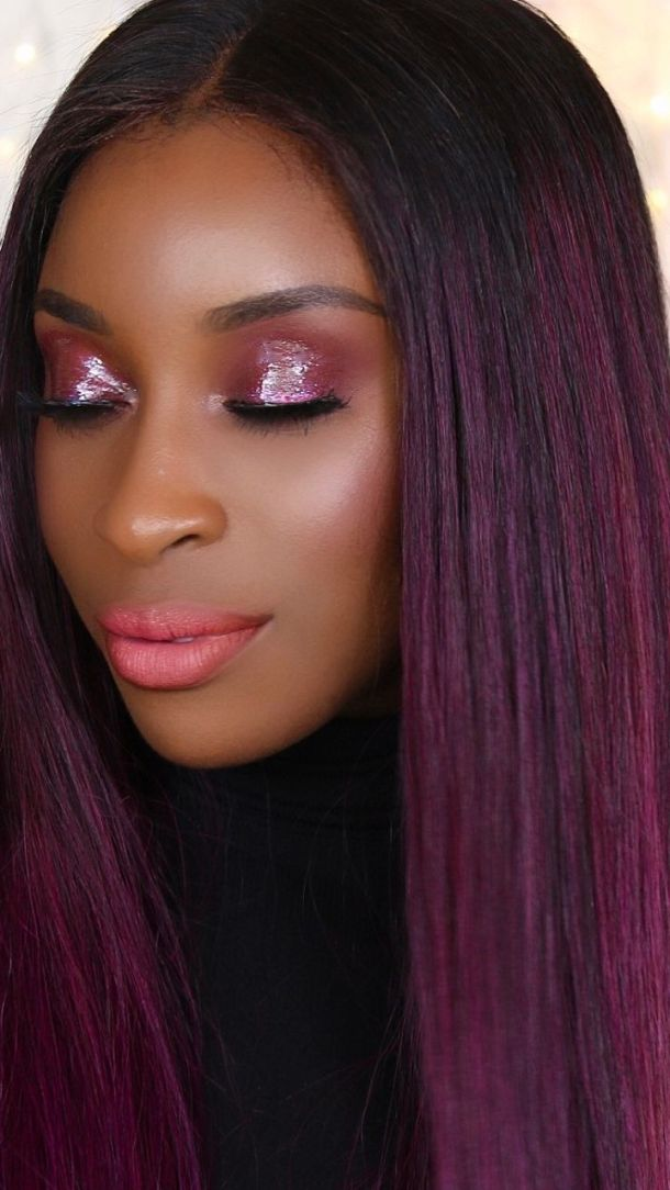 Learn How To Do A Glossy Eye With Lip Gloss For The Best Results