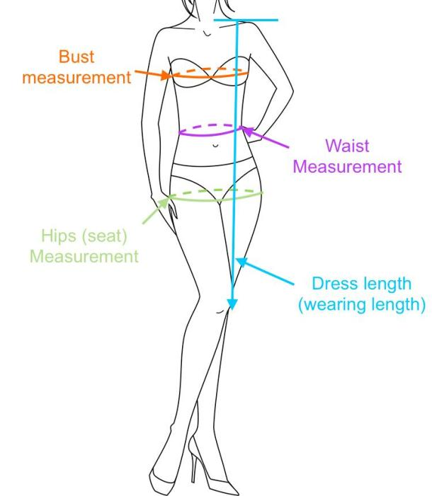 How To Know Your Dress Size Just Got Easier With These Helpful Tips!