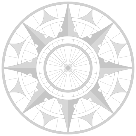 440px-Compass_rose_pale