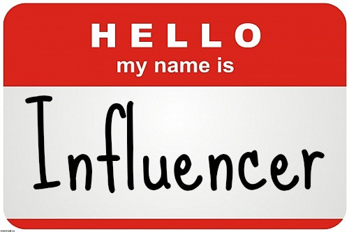 influencer-badge