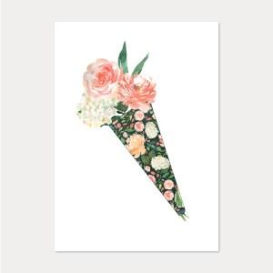 floral flower wraps