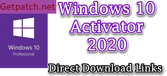 Windows (10) Activator