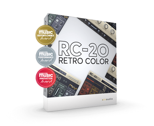 RC 20 Retro Color 1.0.5 Keygen