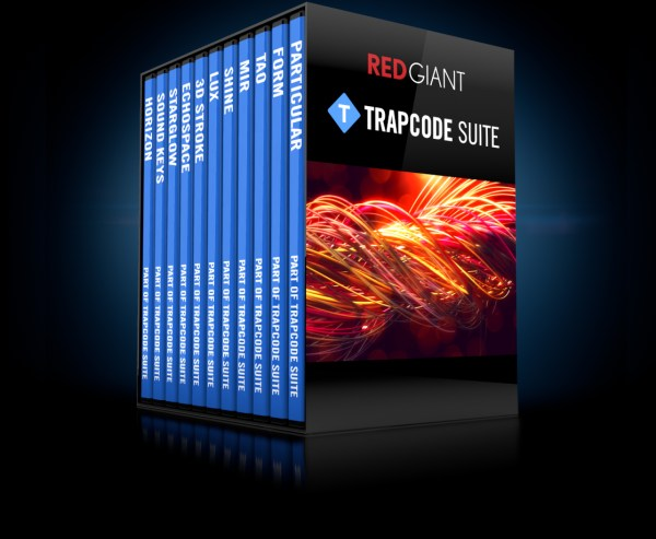 Red Giant Suites - download in one click. Virus free.