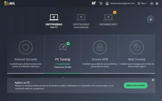 AVG PC TuneUp Keygen