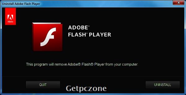 Download Adobe Flash Player Uninstaller 31.0.0.122 31.0.0.135 Beta