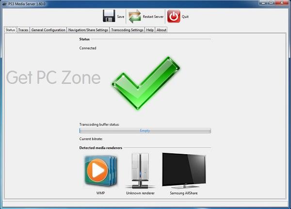 PS3 Media Server Download 32-64Bit