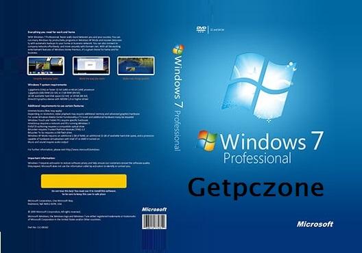 Windows 7 Professional ISO Download 32-64bit