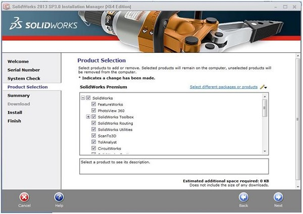 Download SolidWorks 2014 Premium 32 Bit