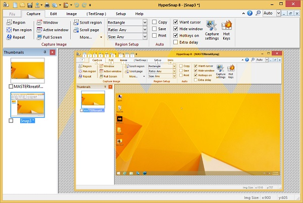 HyperSnap 8.16.09 Download 32-64 Bit
